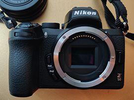 Z50 : Nikon dévoile son premier hybride APS-C, voici nos impressions
