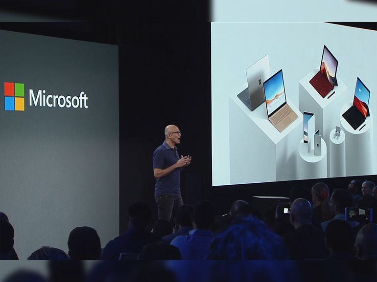 Microsoft 2020 : les appareils Surface et Xbox à venir