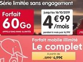 NRJ Mobile vs. Prixtel : le match des forfaits à 5 euros