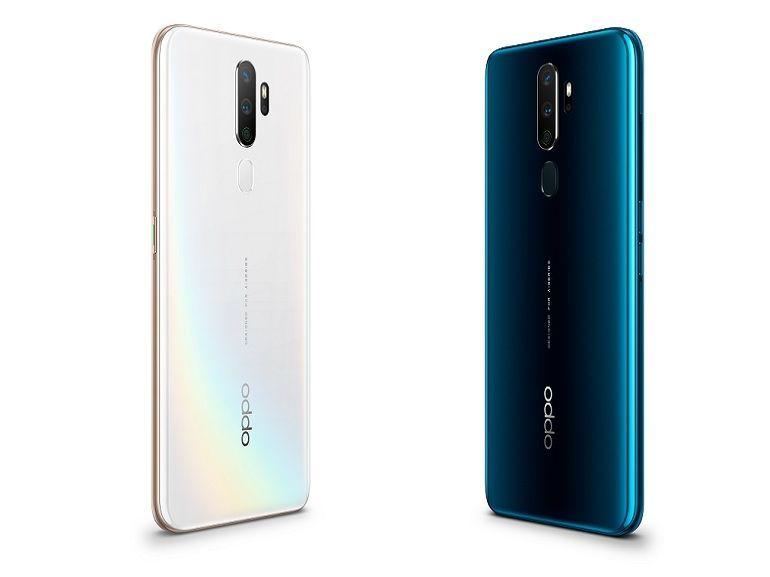 Oppo enrichit son catalogue sur l'entrée de gamme avec ses Oppo A5 2020 et A9 2020