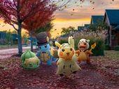 Pokémon Go se prépare à fêter Halloween ce jeudi avec un événement spécial