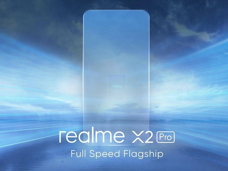 Un Snapdragon 855+ et une charge rapide 50W confirmés pour le Realme X2 Pro