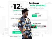 RED by SFR : les meilleurs bons plans forfaits mobile et fixe du week-end