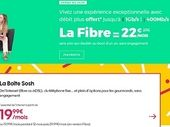 RED vs. Sosh : quel est le meilleur forfait Internet fibre de la semaine ?