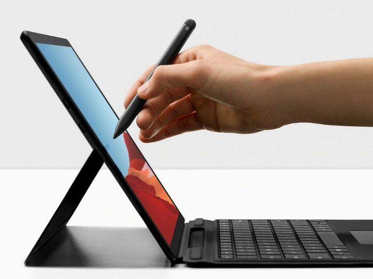 Test de la Microsoft Surface Pro X : une tablette élégante freinée par son logiciel