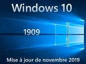 Windows 10 1909 : la liste des processeurs supportés évolue