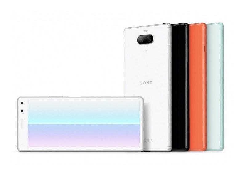Sony officialise son nouveau milieu de gamme, le Xperia 8, avec un écran 21:9