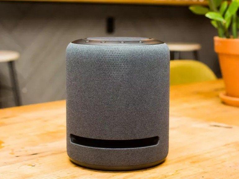 Test - Amazon Echo Studio : la meilleure enceinte de la gamme mais un son 3D illusoire