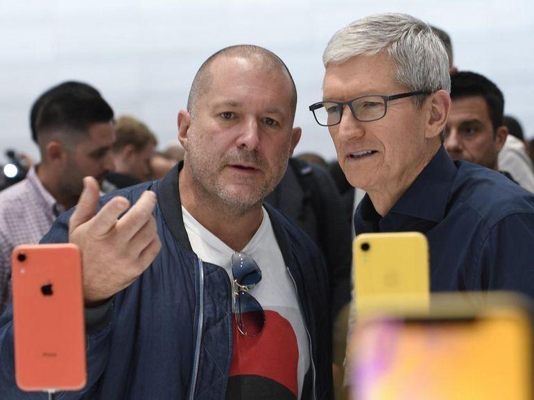 Ca y est, Jony Ive a quitté Apple