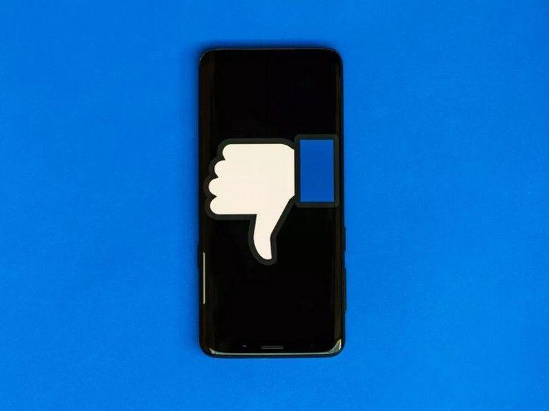 Un bug dans l'application Facebook pour iOS active l'appareil photo en arrière-plan