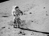 La Nasa sort du frigo un échantillon de roche lunaire de la mission Apollo 17