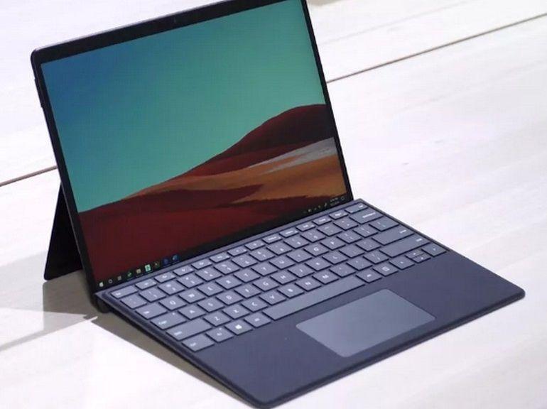 La nouvelle Surface Pro X est arrivée chez Boulanger !