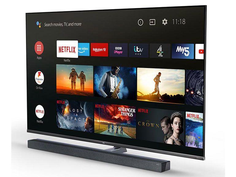 TCL X10 Series : l'intelligence artificielle au service de votre téléviseur