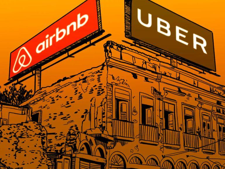 Deliveroo, Airbnb, Uber : les plateformes numériques bientôt face à leurs responsabilités ?