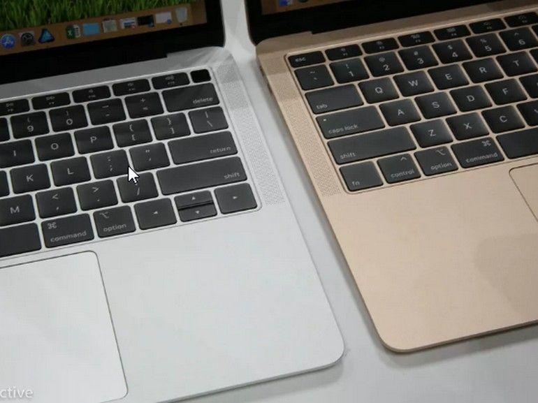 Clavier papillon des MacBook : une class action aura bien lieu aux États-Unis
