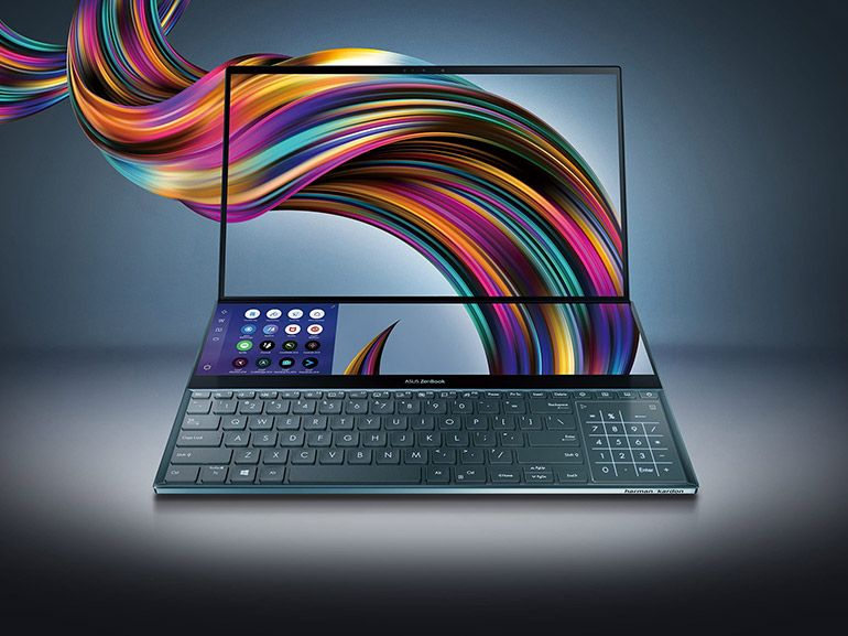 Asus ZenBook Pro Duo UX581GV : test du PC portable à deux écrans