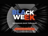 Black Friday : Cdiscount démarre en avance mais ses bons plans valent-ils le coup ?