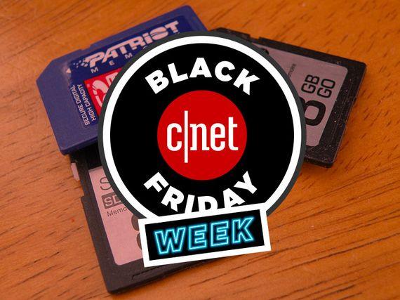 Black Friday : SD, Micro SD ou autres... les meilleurs bons plans
