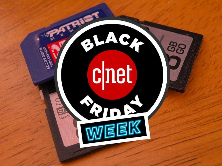 Black Friday : cartes SD et Micro SD, les quelques vrais bons plans de ce weekend