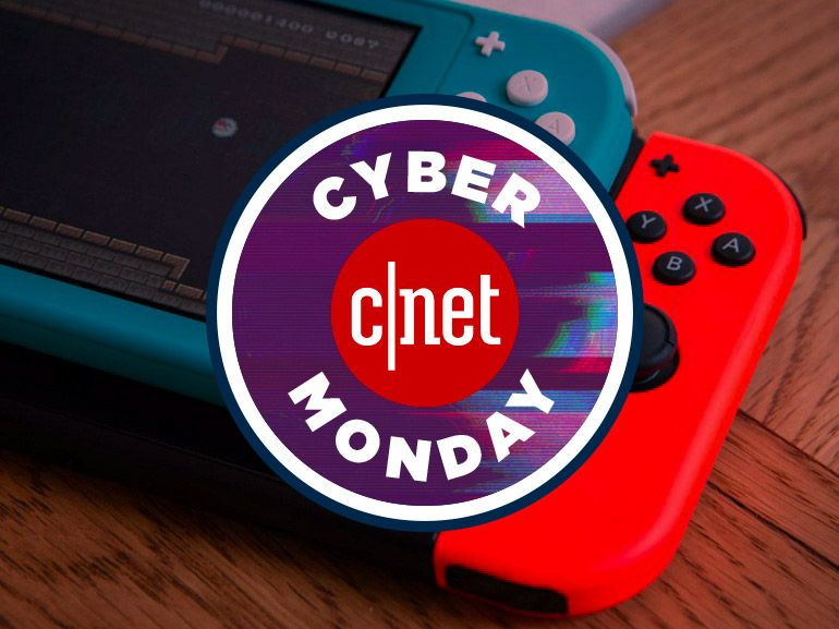 Cyber Monday gaming: the latest real-life consoles, video games and accessories