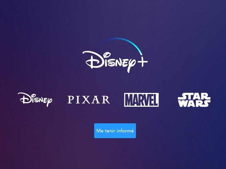 Disney + will land in France on March 31