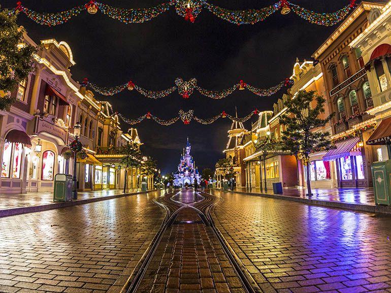 Idée Sortie Noel Idée sortie à Paris, Disneyland ou quand la magie de Noël met de
