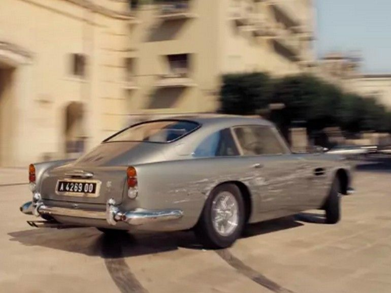 Mourir peut attendre : les voitures du nouveau James Bond
