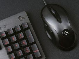 Bon plan : la souris Gamer Logitech MX518 à 24,00€ au lieu de 59,99 [-60%]