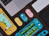 8BitDo prépare une manette de Nintendo Switch au look irrésistible