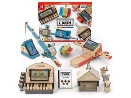 Bon plan : le Nintendo Labo Multi Kit est disponible à 34,01€ sur Amazon [-51%]