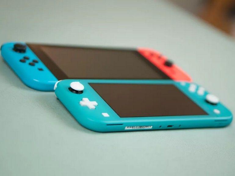 Nintendo a écoulé plus de 800 000 Switch et Switch Lite pour Thanksgiving