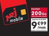 Black Friday 2019 : ce que vaut le forfait NRJ Mobile 200 Go à 9,99€