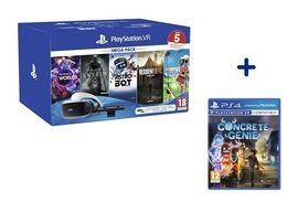 Bon plan : Pack PlayStation VR + PS Caméra V2 + 6 jeux à 229,99€ sur Cdiscount
