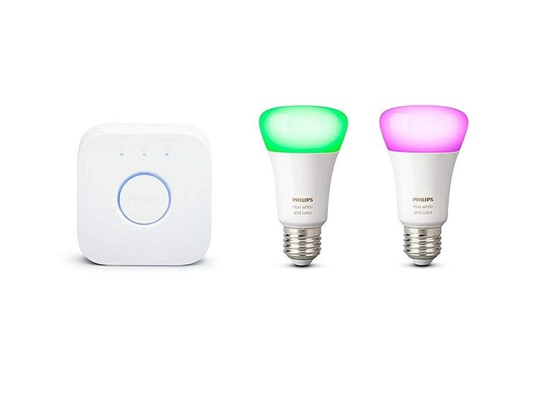 Bon plan : kit ampoules LED Philips HUE + pont de connexion à 79,99€ sur Amazon [-47%]