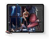 Adobe lance Photoshop sur iPad et dévoile Photoshop Camera, une appli dopée à l'IA