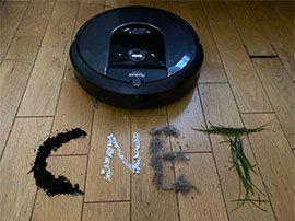 Test iRobot Roomba i7+, le plus intelligent et performant mais à prix fort