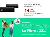 Freebox ou RED by SFR : quelle est la meilleure offre fibre cette semaine ?