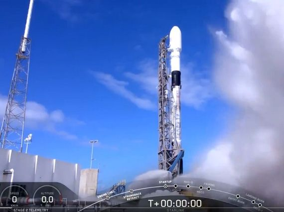 SpaceX : succès complet pour le lancement Starlink et une étape majeure dans le recyclage des fusées