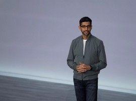 Sundar Pichai devient PDG d'Alphabet, Larry Page et Sergey Brin prennent du recul