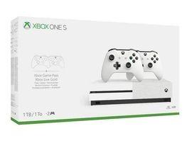Bon plan : Microsoft Xbox One S (1 To) + 2nd manette à 159,99€ sur Cdiscount