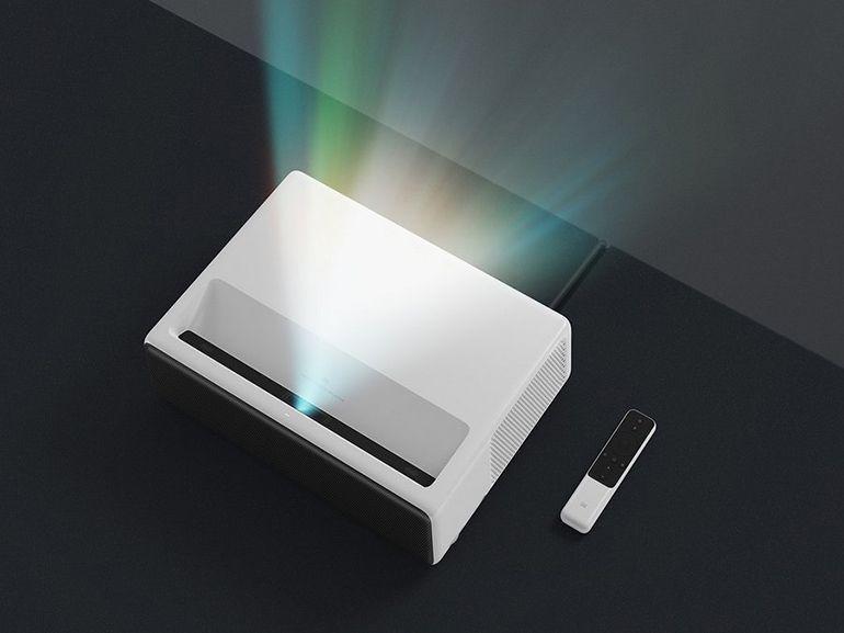 Bon plan : le vidéoprojecteur à courte focale Xiaomi Mi Laser passe à 1 290€ au lieu de 1 590 chez Fnac
