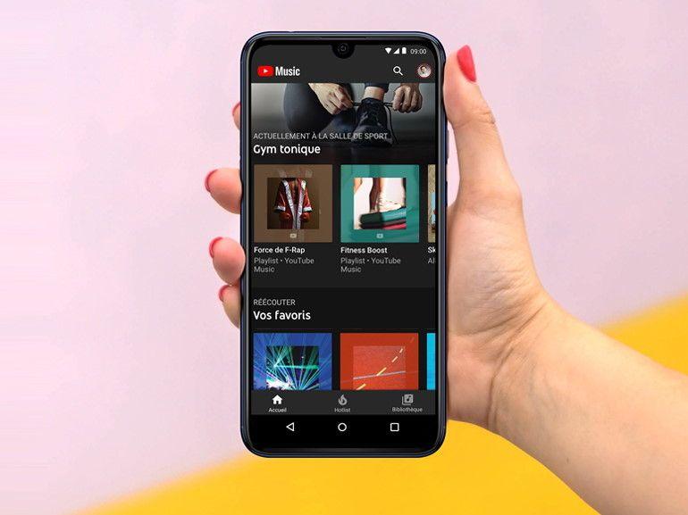 Bon plan : Wiko vous offre 4 mois d'abonnement à Youtube Music Premium