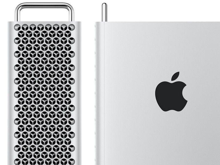 Le Mac Pro toutes options coute plus de 60 000 euros, sans écran