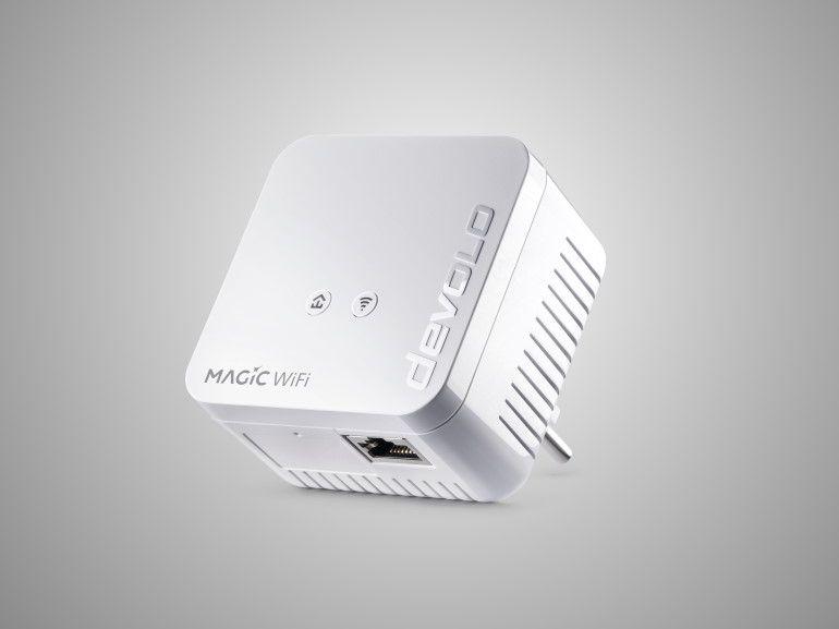Devolo Magic 1 WiFi mini: des adaptateurs CPL ultra compacts et puissants !