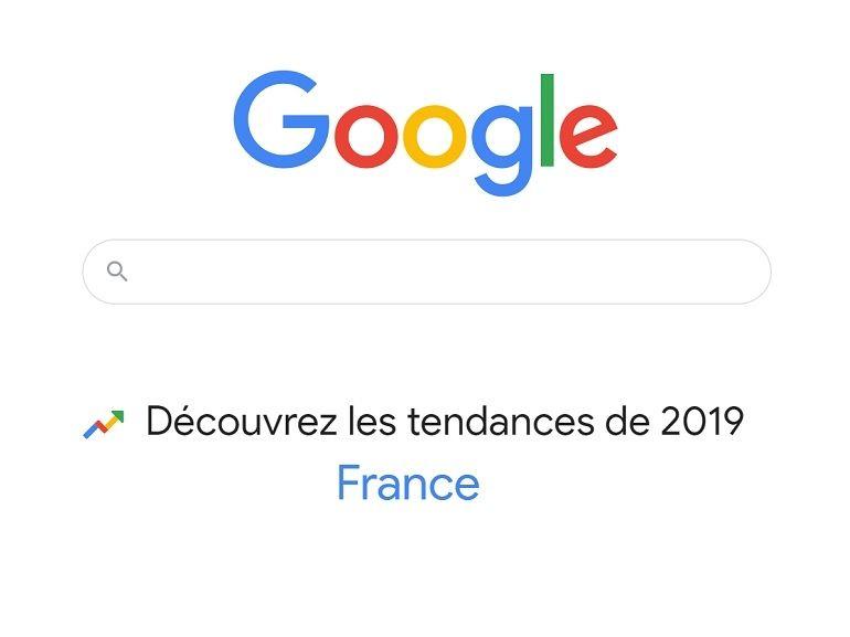 Google Trends : découvrez les recherches les plus populaires de 2019