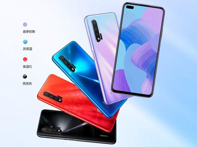 Huawei Nova 6 officiel : fiche technique, prix et sortie, tout ce qu'il faut savoir