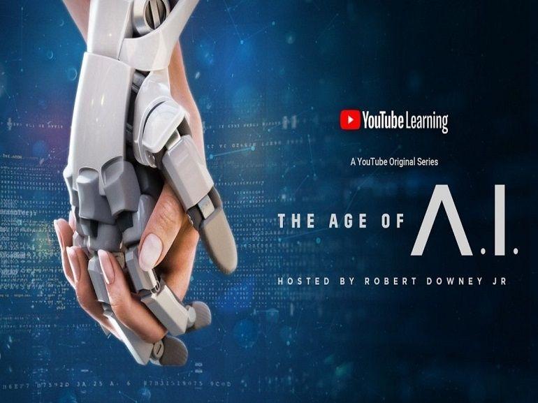 YouTube parle de tech dans ce documentaire avec un (très) gros poisson au casting