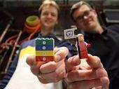 Des scientifiques ont refroidi des briques de Lego près du zéro absolu pour voir le résultat