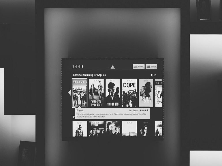 """Netflix en mode record, les abonnements font """"bim bam boum"""" pendant le confinement"""
