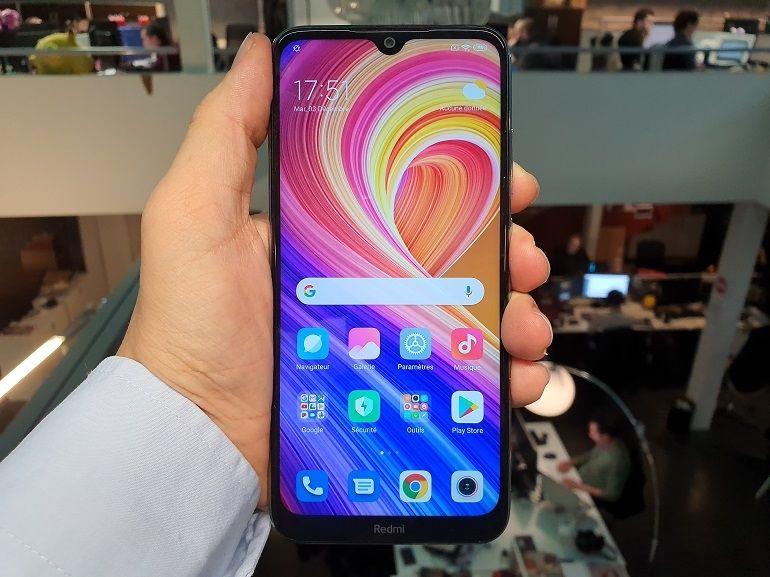 Test du Xiaomi Redmi Note 8T : une référence de plus chez la marque chinoise